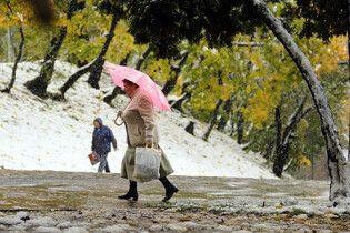 Погода в Україні на вівторок, 3 листопада