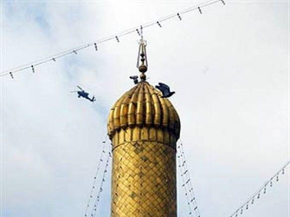 Мінарет мечеті в Тал Афарі