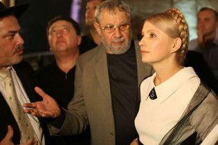 Тимошенко в Єрусалимі провела дві конфіденційні зустрічі