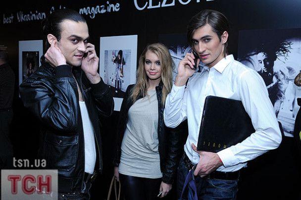 UFW 2009: ніжні чоловіки Сосновської