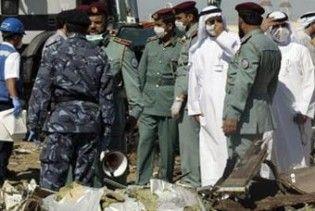 Шестеро людей загинули в результаті падіння літака в ОАЕ