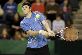 Донецький тенісист вийшов у півфінал St.Petersburg Open
