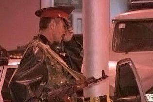 У Грозному смертник підірвав міліціонерів