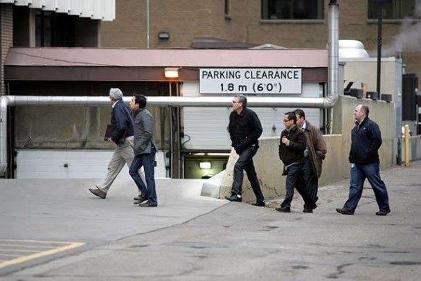 У Канаді озброєний чоловік захопив у заручники офіс соцслужби