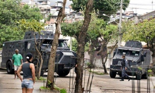 У війні наркоторговців у Ріо-де-Жанейро загинули 33 людини