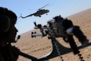 У горах Афганістану розбився військовий вертоліт