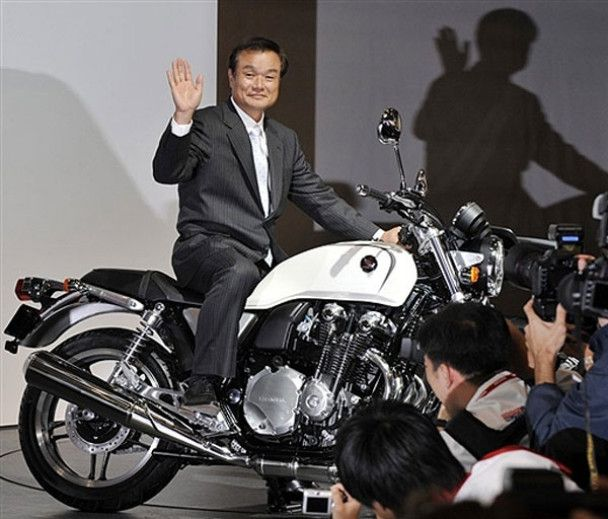 Tokyo Motor Show: прощавай, бензин!
