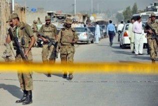 Біля найбільшого авіазаводу Пакистана стався теракт
