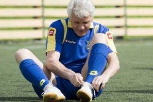 Литвин забив гол у студентські ворота