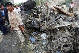 У результаті подвійного теракту в Іраку загинули 4 людини