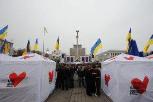 """У Тимошенко погрожують влаштувати після виборів """"справжній Майдан"""""""