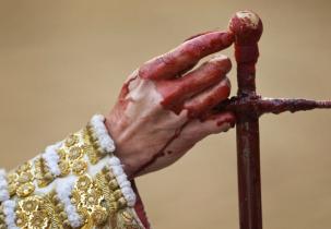 Знаменитого чаклуна Португалії закатували до смерті