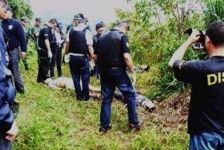 Бойовики розстріляли колумбійську футбольну команду