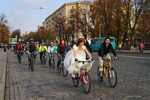 Веловесілля в Харкові