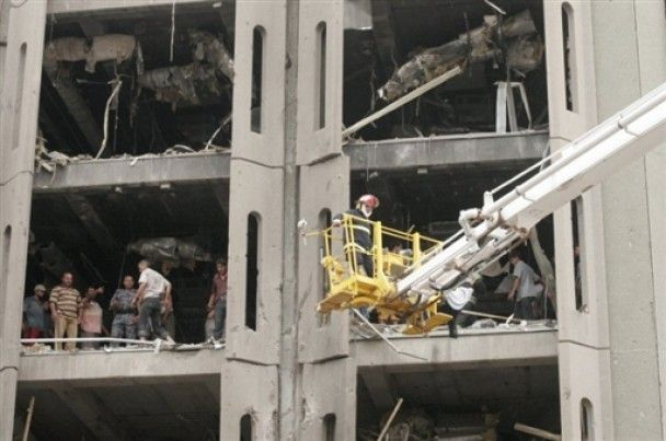 """Відповідальність за теракт в Багдаді взяла на себе""""Аль-Каїда"""""""