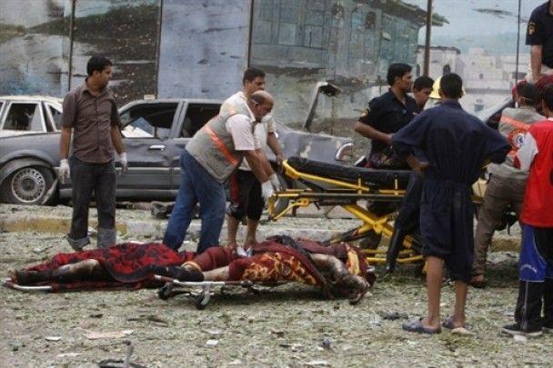 Кількість жертв теракту в Багдаді досягла 160 осіб
