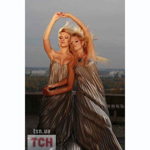 Ольга Горбачова знялась у кліпі в сукні Леді Гаги