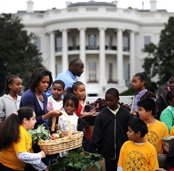 Свято городника від Мішель Обами