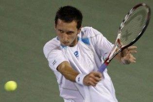 Українець вибив з St. Petersburg Open останнього росіянина