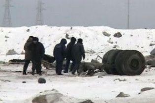В Якутії розбився Іл-76: 11 людей загинули