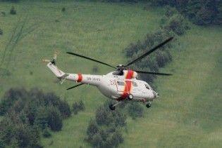 Вертоліт польських прикордонників розбився у Білорусі