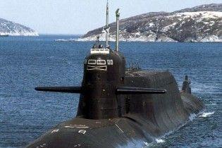 Російська атомна субмарина запустила балістичну ракету