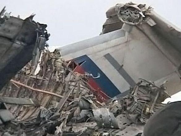 Аварія Іл-76 в Якутії