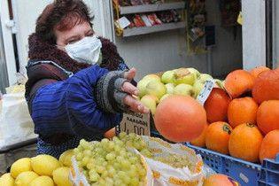 На Прикарпатті оголошено найвищий рівень епідемії грипу