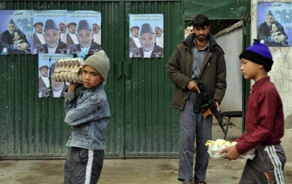 Афганістан. Вибори