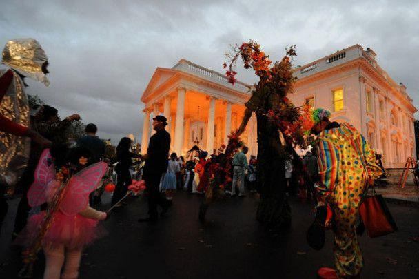Як святкували Halloween у світі