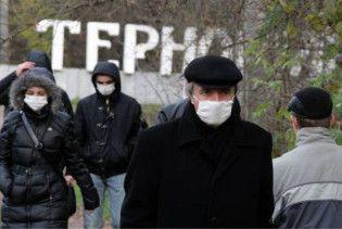 Кількість померлих від грипу на Тернопільщині збільшилася до 17 людей