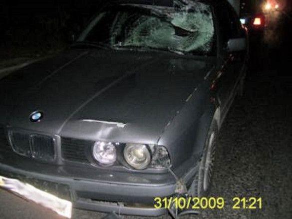 У Криму п'яний водій на смерть збив ДАІшника