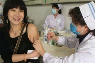 Китай розробив чудо-ліки від свинячого грипу