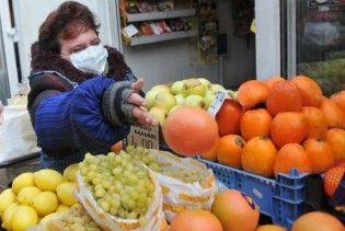 Половині українців грошей вистачає тільки на їжу