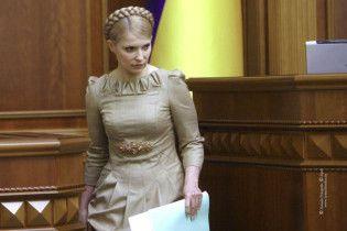 Тимошенко особисто прийде в Раду просити грошей у депутатів