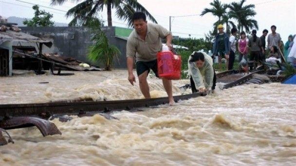 В'єтнам потерпає від тайфуну