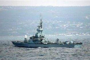"""Судно з українцями на борту """"викинулося"""" на берег Туреччини"""