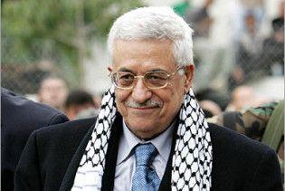 Лідер Палестини відмовився від компромісу з Ізраїлем