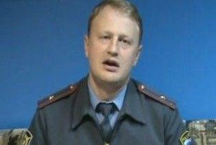 Автора відеозвернення до Путіна про корупцію в міліції звільнили за наклеп