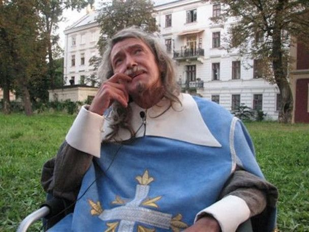 Пам'яті Ігоря Старигіна