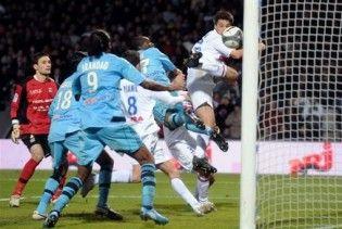 """""""Ліон"""" і """"Марсель"""" забили десять голів на двох (відео)"""