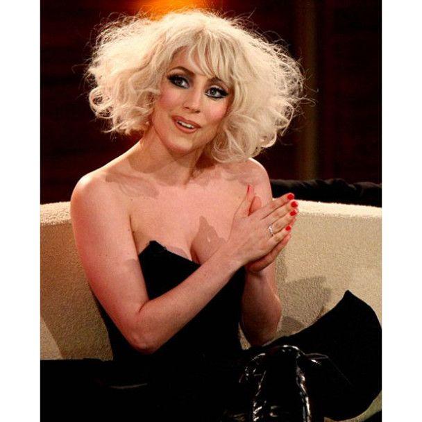 Леді Гага показала нове татуювання