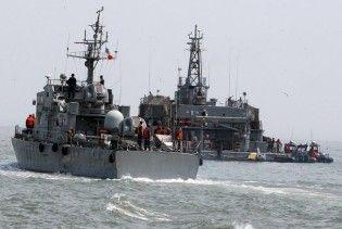 США і Південна Корея проведуть масштабні навчання в Жовтому морі