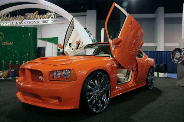 Найгарячіші авто на тюнінг-шоу SEMA