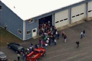 У США озброєний чоловік захопив у заручники директора школи