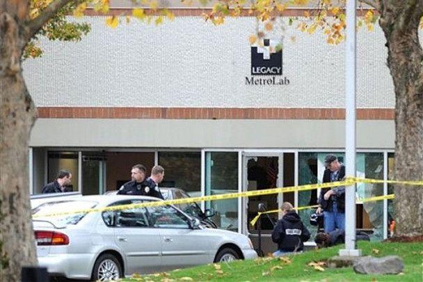 У США чоловік розстріляв працівників нарколабораторії