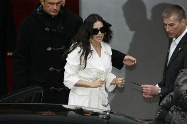 Демі Мур зізналась, що ботокс зіпсував її обличчя