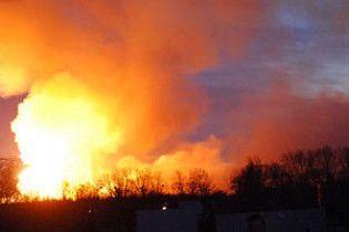Військові назвали причину вибуху 120 тонн боєприпасів в Ульяновську