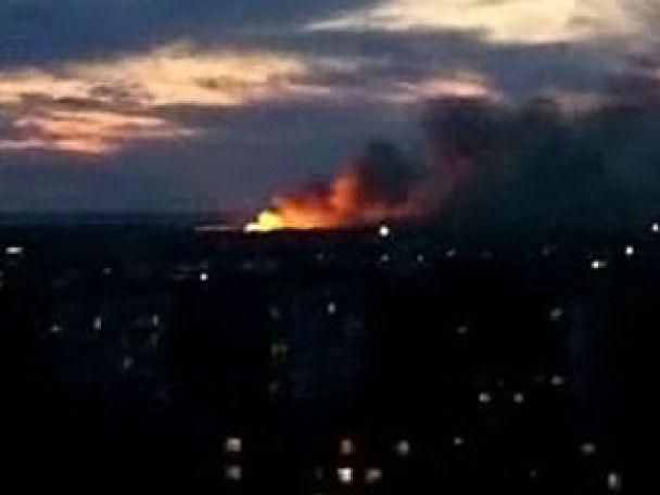 Новий вибух на військовому складі Ульяновська, загинули вісім людей