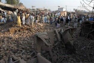 У Пакистані 13 людей загинули через обстріл американських безпілотників